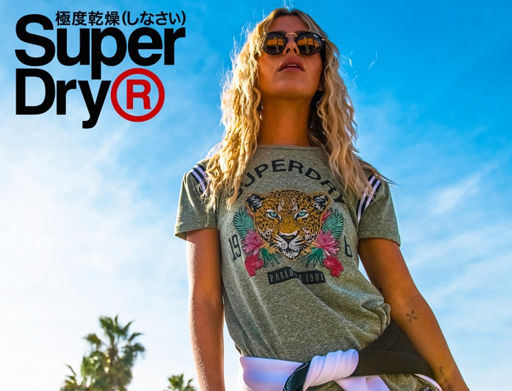 Shop Superdry