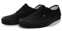 Vans Black (Womens) Authentic Shoes