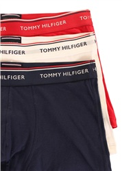 Tommy Jeans Red Blue White 3 Pack Underwear