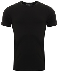 Jack & Jones Black Basic O Neck Short Sleeve