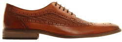 Base London Tan Shoe