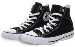 Converse Black (Womens) Chuck Taylor All Star Classic