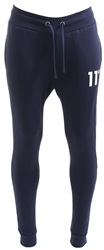 11degrees Navy Core Joggers Regular Fit