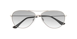 Superdry Silver Duo Navigator Sunglasses