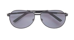 Superdry Black Sdr Huntsman Sunglasses
