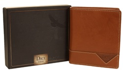 Dice Black Wallet