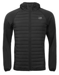 Jack & Jones Black Quilted Jacket