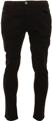 Crosshatch Black Skinny Jeans