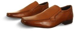 Ikon Tan Saxon Shoe