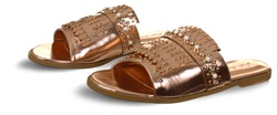 No Doubt Gold Sandal