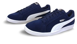 Puma Blue Smash Trainer