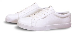 Jack & Jones White Sable Trainer