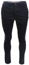 Jack & Jones Navy Marco Enzo Chinos