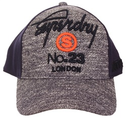 Superdry Navy Baseball Cap