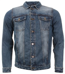Brave Soul Denim Fielding Jacket