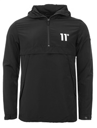 11degrees Black Hurricane Jacket