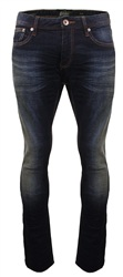 Superdry Interstate Blue Corporal Slim Jeans