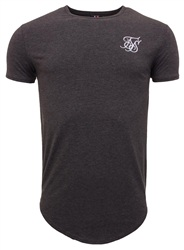 Siksilk Dark Grey Tee
