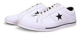 Converse White One Star New Heritage