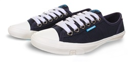 Superdry Navy Low Pro Trainer