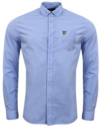 Lyle & Scott Blue Shirt