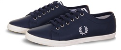 Fred Perry Blue Trainer