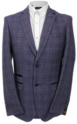 Marc Darcy Blue Harry Blazer