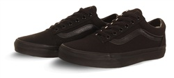 Vans Black (Mens) Old Skool Shoes