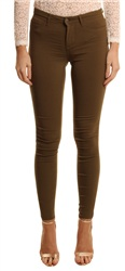 Pieces Khaki Skinwear Skinny Jeggings