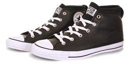 Converse Black Chuck Taylor Mono Leather
