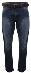 Dv8 Wash Denim Stonewash Jean