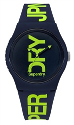 Superdry Navy Urban Watch
