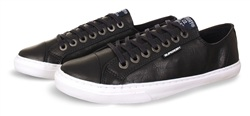 Superdry Navy Premium Low Pro Sneakers