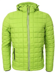 Superdry Sport Code Yellow Fuji Double Zip Hooded Jacket