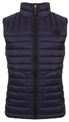 Superdry Midnight Sd-X Fuji Zip Gilet