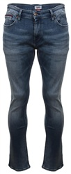 Hilfiger Denim Dark Comfort Denim Slim Scanton Jeans