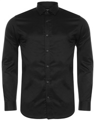 Selected Black Caracas Shirt