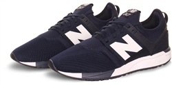 New Balance Navy 247 Rev Lite Trainers