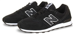 New Balance Black 996 Trainer