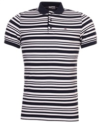 Hilfiger Denim Navy American Stripe Polo