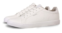 Jack & Jones White Trent Pu Trainer