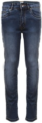 Enzo Stonewash Darkstone Wash Denim Jeans