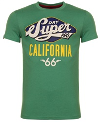 Superdry Vermont Green Cali Tee