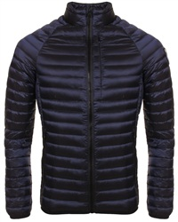 Superdry Navy Core Down Jacket