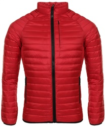 Superdry Brightest Red Core Down Jacket