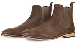 Superdry Cocoa Brown Meteor Chelsea Boot