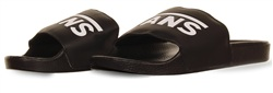 Vans Black Slide-On Sandals