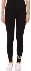 Puma Cotton Black Leggings