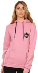Hype Pink Pullover Hoody