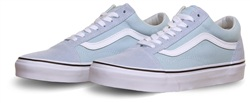 Vans Baby Blue & True White Old Skool